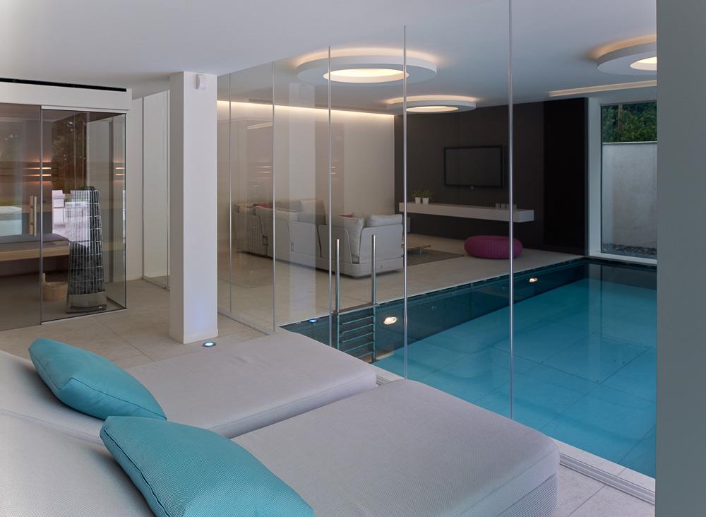 División de interior de una casa en Bélgica