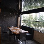 pared motorizada restaurante ferrol galicia