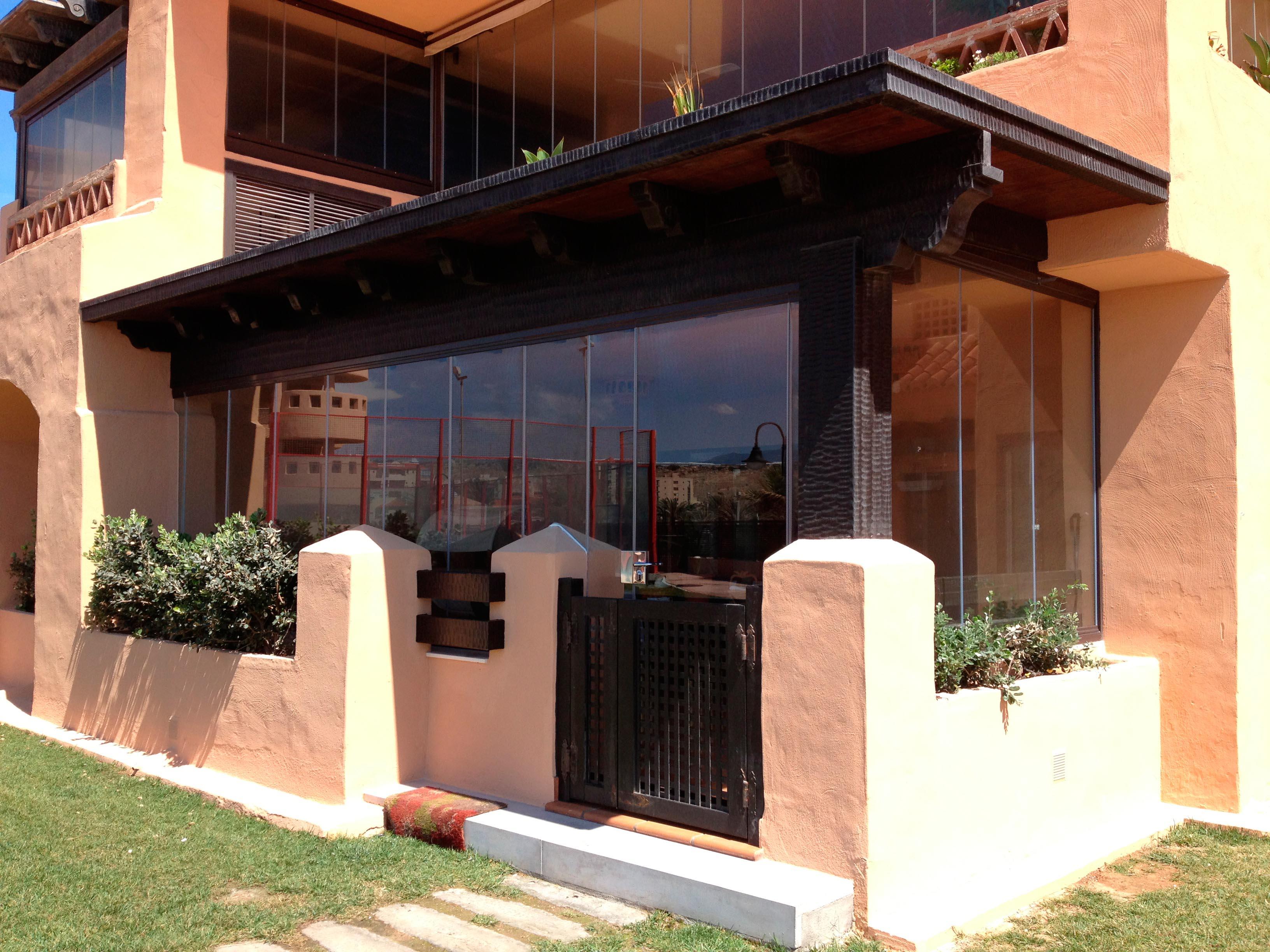 Porche de cristal porches porches porches porches porches - Cortinas para porche exterior ...