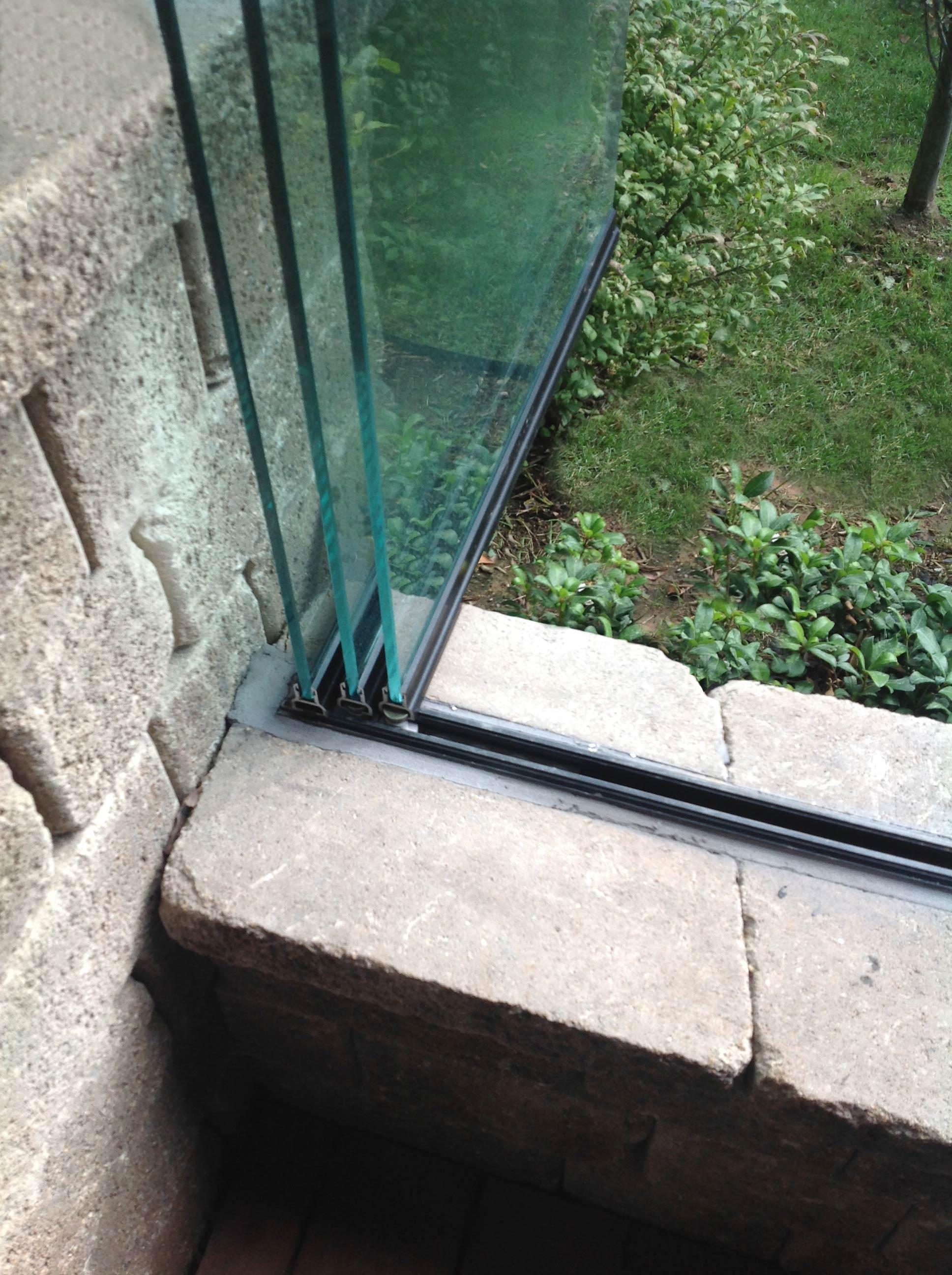 cortina de cristal porche oklahoma